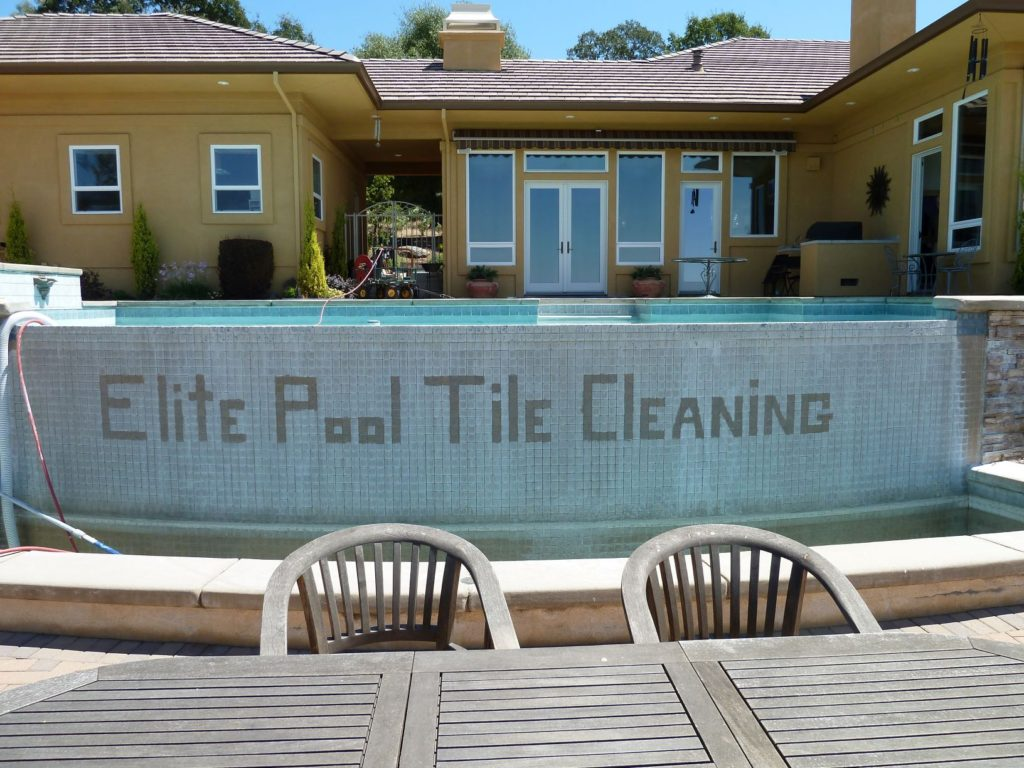 Pool Tile Cleaning in Shingle Springs